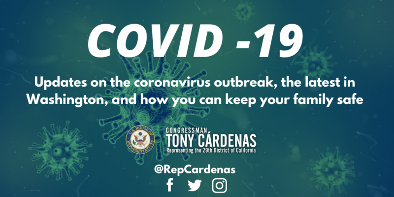 Coronovirus Resources Image